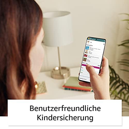 Eltern-Dashboard für Amazon-Kinder-Tablet