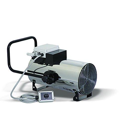 MATOR Generador de Aire Caliente - EK15P, Aerotermo eléctrico 15 KW, 400V,...