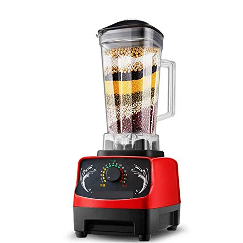 WZB Big Mouth Juice Extractor Elektrische Entsafter, Heizen und Kochen, Leiser Motor & Kaltpresse Entsafter mit Pinsel, Saftrezepte für Gemüse und Obst