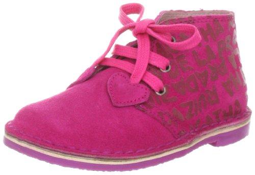 Agatha Ruiz de la Prada 121948 121948 - Zapatos para bebé de Cuero para niña, Color Rosa, Talla 32