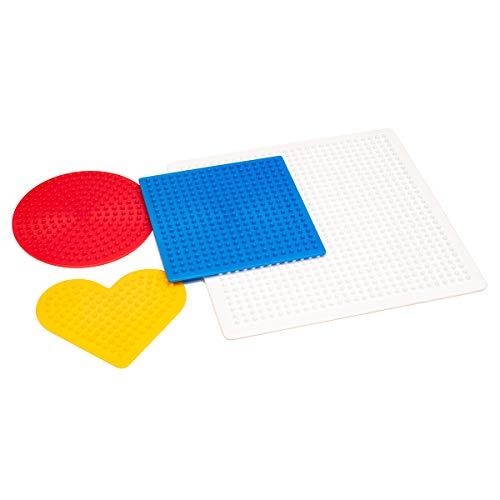 Ikea PYSSLA – Set di 4 stampi in diversi colori