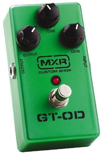 MXR M-193 GT-OD Overdrive Effektpedal