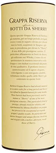 Sibona Grappa Riserva Botti da Sherry (1 x 0.5 l) - 5
