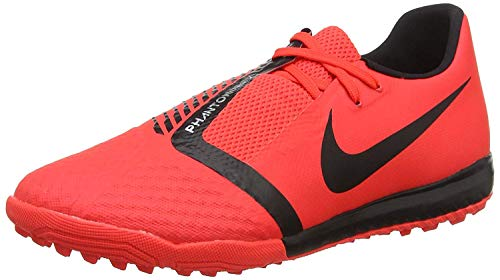 Nike Phantom Venom Academy TF, Zapatillas de Fútbol Unisex Adulto, Multicolor (Bright Crimson/Black/Bright Crimson 600), 39 EU