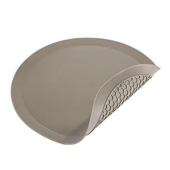 Prep Solutions 100% Silicone Heat Resistant Multifunctional Mat 12  Diameter