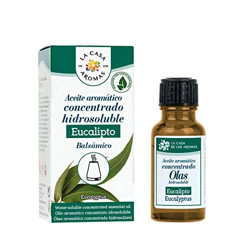Aceite hidrosoluble 15ml Eucalipto …