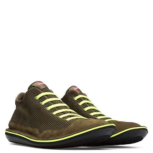 CAMPER Herren Beetle Ankle Boot, Dark Green, 44 EU