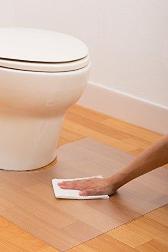 フォーラル『拭けるトイレマットレギュラー』