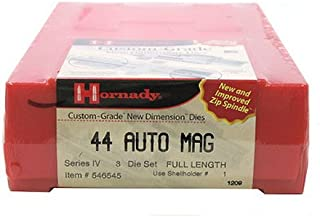Hornady 546545 Series Iv Specialty Die Set, 44 Auto Mag (.430)