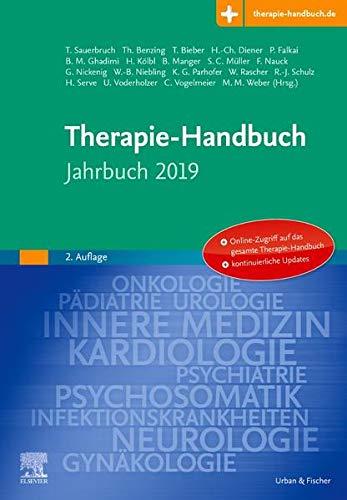 Therapie-Handbuch: Jahrbuch 2019 - Mit Zugang zur Medizinwelt