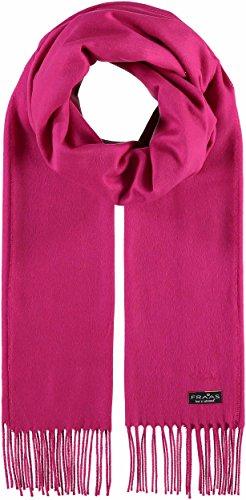 FRAAS Schal aus Cashmink für Damen & Herren - Weicher als Kaschmir - Große Farbauswahl - XXL-Schal - Perfekt für den Winter Pink