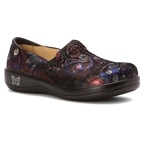 Alegria Womens Keli Professional Cosmic Clog/Mule 39 (US Womens 9-9.5) Regular