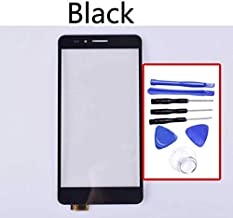 KINGCOM-Mobile Phone Touch Panel - Touchscreen For Huawei Honor 5X Touch Screen Panel Sensor Digitizer For GR5 KII-L21 L22 L23 L03 L05 Display Glass Lens (Black-With tool)