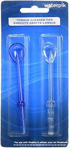 Waterpik Tongue Cleaner-Tips TC-100E 2 Tips