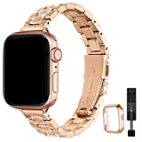 STIROLL Thin Replacement Band Compatible for Apple...