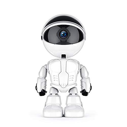 KuWFi Cloud Home Security IP Camera Robot
