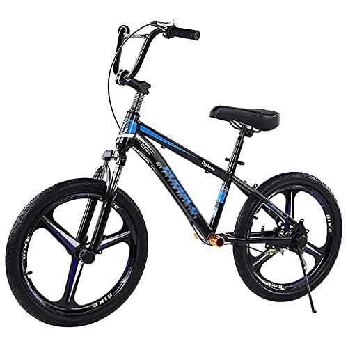 Bicicleta Bicicleta de Equilibrio para niños/Adultos Grandes con Frenos, neumáticos de Rueda de 16 Pulgadas / 18 Pulgadas / 20 Pulgadas, Bicicleta de Entrenamiento con Marco de Acero portátil Gran