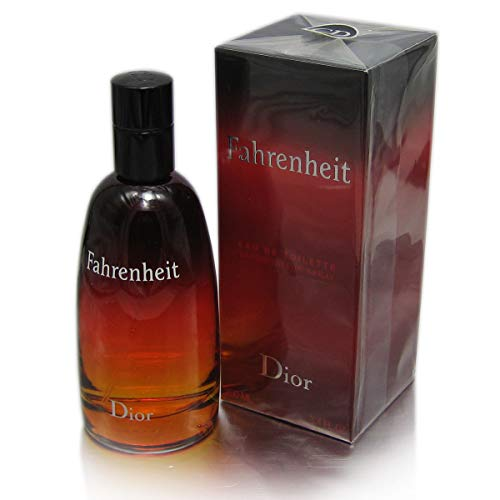 Fahrenheit By Christian Dior For Men. Spray 3.4 Oz.