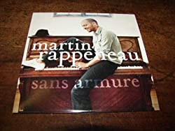 Martin Rappeneau - Sasn Armure 1-trk - cds - PROMOTIONAL ITEM