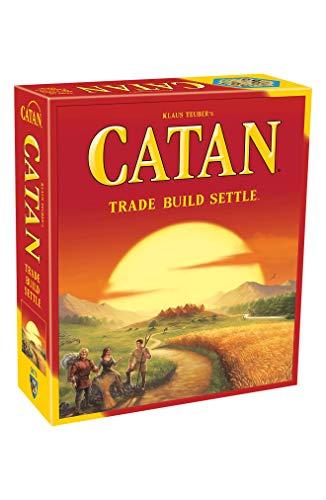 CATAN- 5ª edición Juego de Mesa estándar