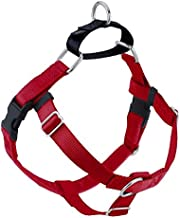 2 Hounds Design Freedom No Pull Dog Harness, Adjustable Gentle Comfortable Control for Easy Dog Walking, for Small Medium ...