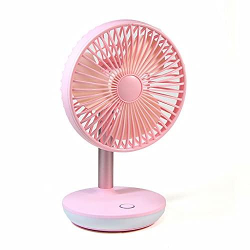 SJZD Mini Ventilador eléctrico de sobremesa Escritorio sacudiendo la Oficina Principal Ventilador...