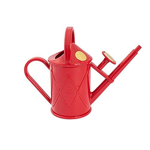 Xiaoli Arrosoirs ABS Arrosoir arrosoir en Plastique Long Bec d'arrosage Bec d'extérieur Plantes Maison intérieur Jardin Fleurs Arrosage Outils À l'intérieur et à l'exterieur Arrosoir (Color : Red B)