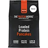 Preparato Per Pancake Proteici | Colazione Ad Alto Contenuto Proteico | Snack A Basso Contenuto Di Zucchero | Facile e Veloce da Realizzare | Naturale | THE PROTEIN WORKS | 500g