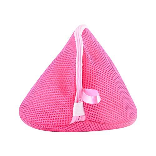 NewPinky mesh Bra wash Bag Sandwich Fabric Laundry Bag