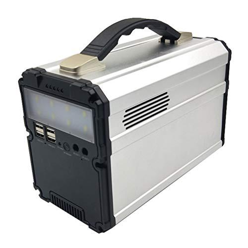 CCFCF Tragbare 48000mAh Lithium-Batterie Mobile Power Station, Notfall-Netzteil und Externe Batterie-Ladegerät für im Freien Camping Reisen Angeln Jagd
