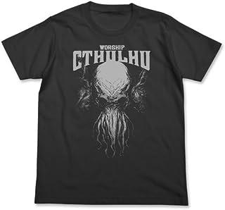 ミスカトニック大学購買部 クトゥルフ チョモラン Ver. Tシャツ スミ XLサイズ
