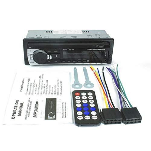 KKAAMYND Autoradio Car Stereo Radio FM Aux Input Receiver USB JSD-520 12V...