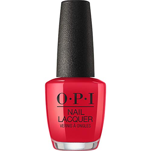 OPI Nail Lacquer, Red Heads Ahead