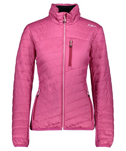 CMP Damen Primaloftjacke Jacke, Hot Pink, 38