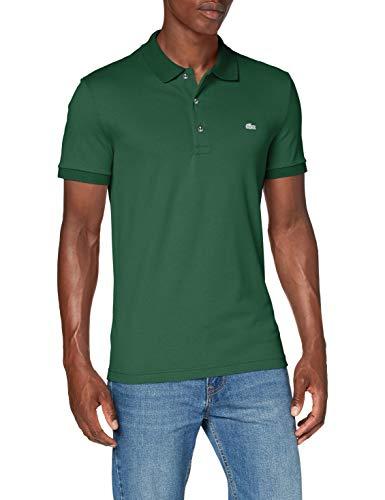 Lacoste PH4014 Camisa de Polo, Verde (YUCCA S6w), 4XL para Hombre