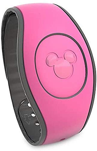 Disney Parks MagicBand 2.0 - Link It Later Magic Band (Pink)