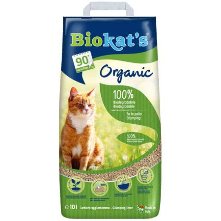 Gimborn Biokat'S Organic Lt 10