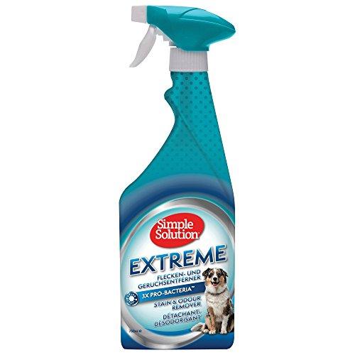 simple solution Extreme Hunde Flecken Bild
