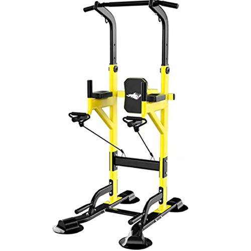 Best Review Of XXLHH Heavy Duty Power Tower,Dip Stands for Home Gym Strength Training Fitness Adjust...