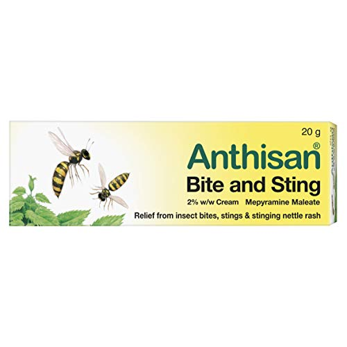 Anthisan Bite and Sting Anti-itch Cream