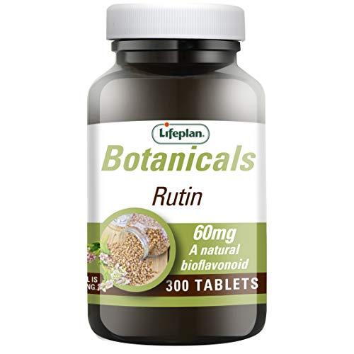 Lifeplan Rutin and Vitamin C Tablets, Pack of 60