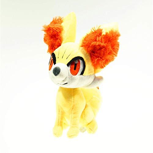 yunding Pokemon Big Fennekin Personajes De Peluche Plush Ex Gx Mega Doll Lindo Niños 38Cm