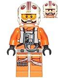 LEGO Star Wars Luke Skywalker Pilot Minifigure Desde 75301 (Embolsado)