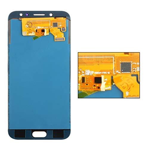 no Original AMOLED SRJTEK TFT Pantalla LCD de Repuesto para Samsung Galaxy J7 Pro 2017 J730 J730F//DS J730G//DS J730GM//DS 5.5 LCD Pantalla t/áctil digitalizador Nuevo ensamblaje