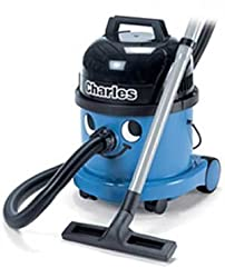 Numatic Hi-Power Wet and/or Dry Canister Vacuum Cleaner