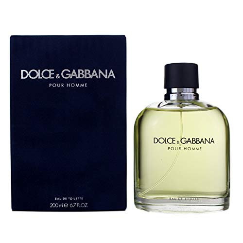 Dolce & Gabbana Pour Homme Perfume Hombre - 200 ml