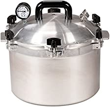 All American New 915 USA Made 15.5 Quart Pressure Cooker Canner Sale