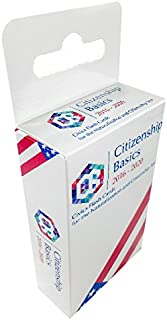 Citizenship Basics Flashcards for the United States Naturalization Interview USCIS 100 Civics Questions