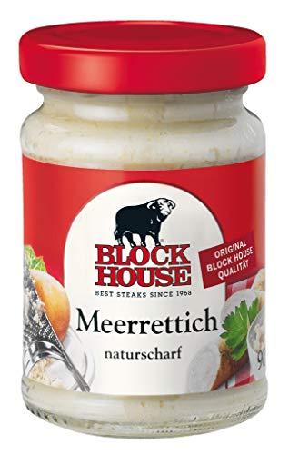 Block House Meerrettich Naturscharf - 1 x 90 g