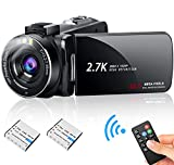 HD Video Camera Camcorder with L...
